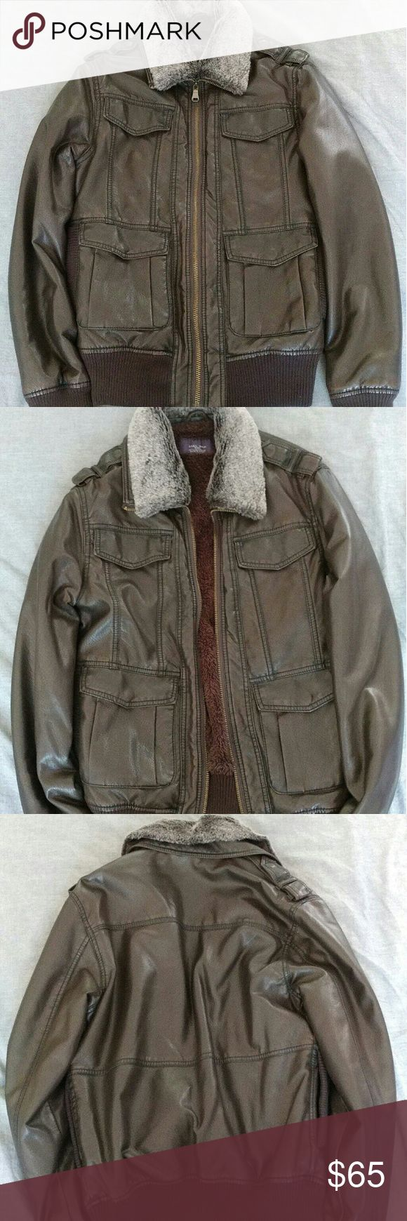 Mens Zara Bomber Jacket Awesome jacket in size S. Great dressed up or down. A classic piece that never goes out of style. Not worn more than 3 times maybe. zara men Jackets & Coats Bomber & Varsity