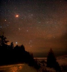 The Headlands, an International Dark Sky Park - Lake Michigan, Emmet County, Michigan