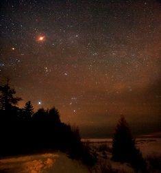 The Headlands, an International Dark Sky Park - Lake Michigan, Emmet County, Michigan