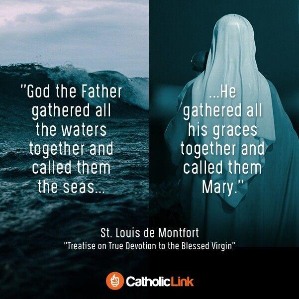 ~St. Louis de Montfort