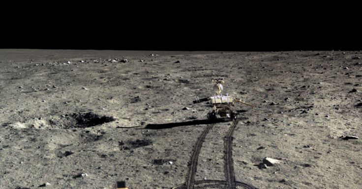 China Just Released True Color HD Photos Of The Moon  |  TechCrunch