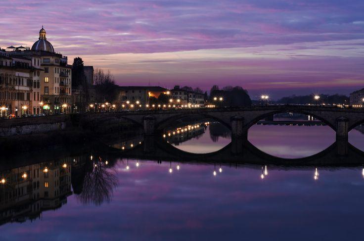 Appena il Tramonto - l'Ora Blu | Flickr - Photo Sharing!