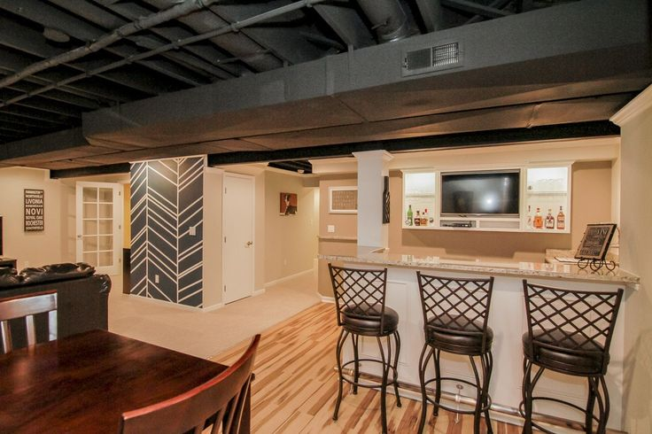 Inspirational Finished Basement Photo Gallery
