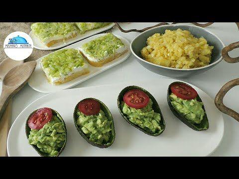 3 Farklı SALATA TARİFLERİ-Hepsi lezzetli ve Pratik-Masmavi3Mutfakta• - YouTube