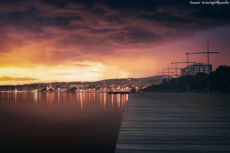 Θεσσαλονικη παραλία