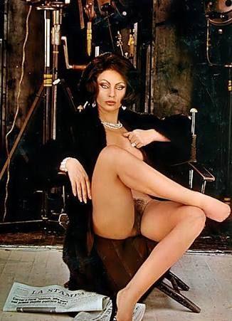Image result for sophia loren naked