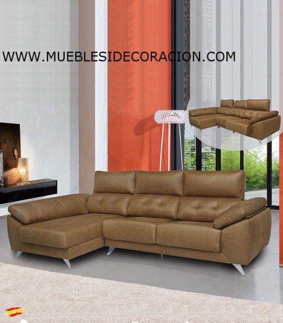 Oferta de Sofás Chaiselongue  de diseño Moderno. Elija su propio tapizado. Consulte nuestro catálogo completo en nuestra web