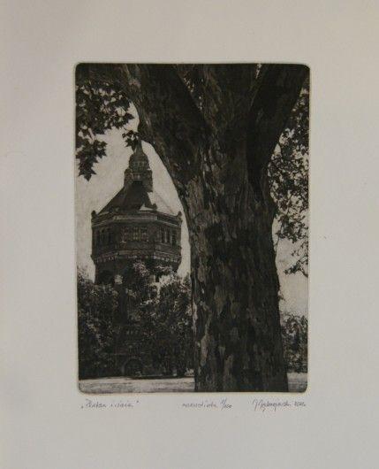 Platan i wieża ciśnień we Wrocławiu – Galeria Platon