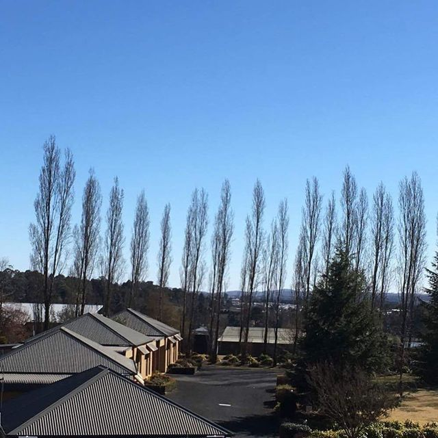 A beautiful day in Orange as captured by Gutter-Vac Central West NSW.
