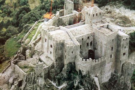 Château de Ventadour (Ardèche)