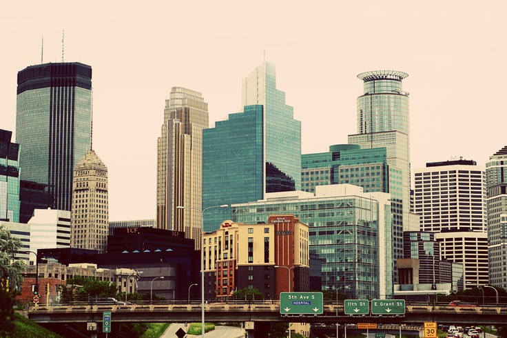 Minneapolis, Minnesota ... Home Sweet Home! Photo Taken by my Sister in law. Love