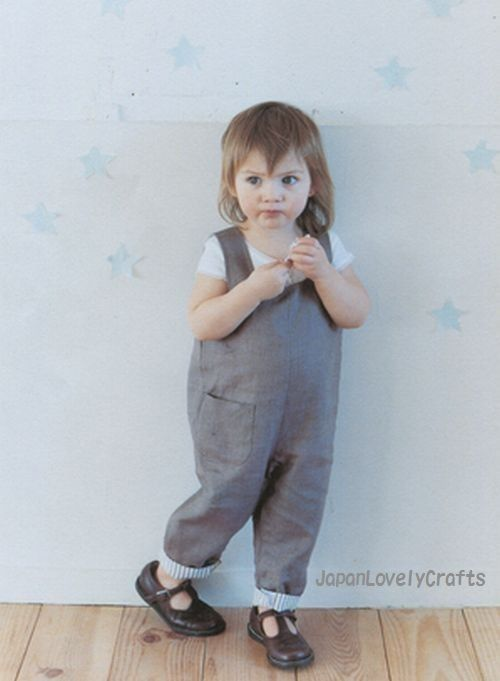 Handmade Baby Clothes Japanese Sewing by JapanLovelyCrafts