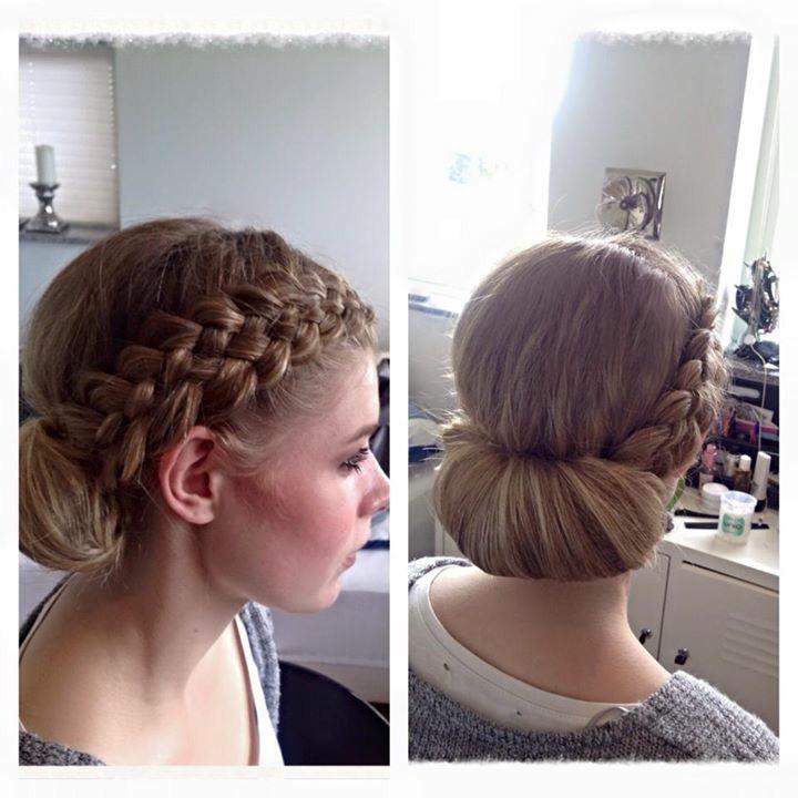 Hair fletning med 5