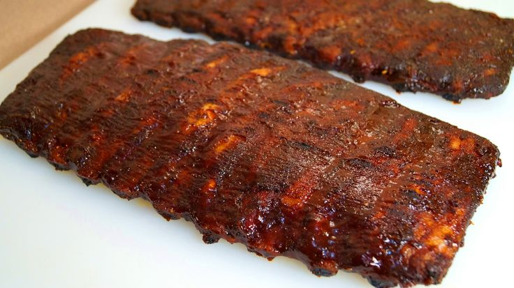 This is the recipe for making the best barbecue ribs you ever tasted. They are marinated in a dry rub, then smoked low and slow, the sauce is added near the end and sizzled on. Just like the champion pitmasters and the best rib joints do it.  http://www.youtube.com/user/BBQFOOD4U