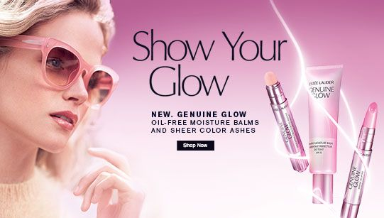 Estée Lauder. Genuine Glow. Zet je natuurlijke schoonheid én sunkissed gloed extra in de verf met deze nieuwe topproducten!