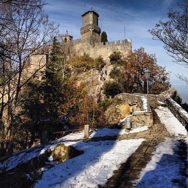 Towards the tower... @ Repubblica di San Marino | Flickr – Condivisione di foto!