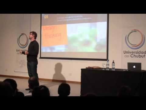 """UDC Conferencia """"Actitud Emprendedora"""" por Hugo Pardo Kuklinski. Universidad del Chubut, patagonia argentina. Agosto 2014."""
