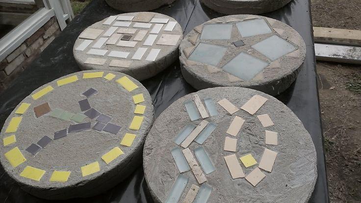 Como hacer losas de hormigon masas para modelar moldes y - Como hacer un piso de hormigon ...