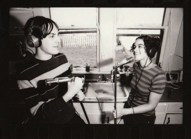 Hutch Harris and Kathy Foster recorded one album together as Hutch and Kathy before they became the Thermals.