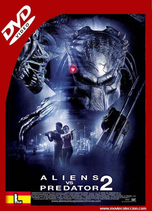 Alien vs Depredador 2 2007 DVDrip Latino ~ Movie Coleccion