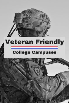 We researched the most veteran friendly colleges for our armed forces! We hope this can be a helpful resource for any veteran shopping around for higher education.