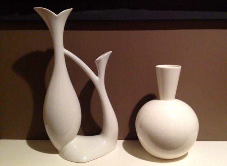 Guido Andlovitz, 2 vasi per Società Ceramica Laveno (S.C.I.) 1940-1950