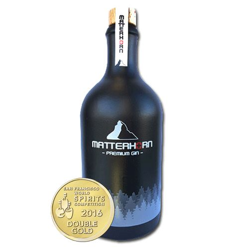 www.matterhorngin.com (Winner of the Best gins of the world -Double Gold at San Francisco Spirits Contest 2016)