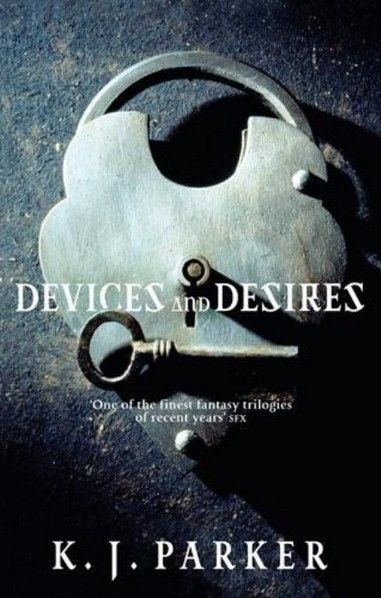 Devices and Desires by K. J. Parker. An incredibly well-written 'fantasy' book for intelligent adults.