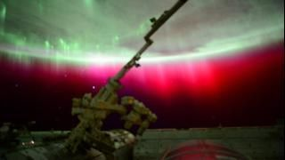 Incredible red aurora  Geomagnetic Storm Slams Earth Causing Radio Signal Blackouts and Possible Auroras - weather.com
