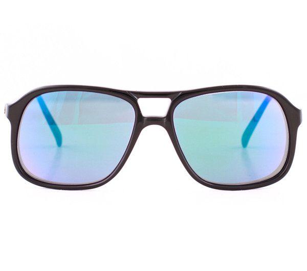 Persol 09135 Black Iridium Lenses
