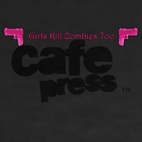 Girls Kill Zombies Too