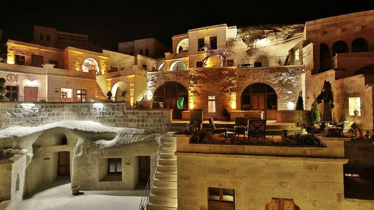 Cavusin / Cappadocia / Turkey Phocas Cave Suites