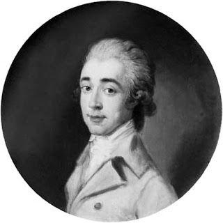 Hans Axel von Fersen, portrait by an unknown artist; in the Nationalmuseum, Stockholm