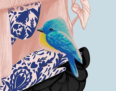 "Check out new work on my @Behance portfolio: ""Wanderlust"" http://be.net/gallery/36615549/Wanderlust"