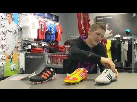 adidas Fußball - Auslosung Bastian Schweinsteiger UEFA EURO 2012