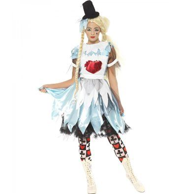 #Costume #Alice #Horror Show