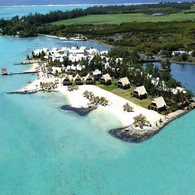 Preskil Beach Resort @ Mauritius