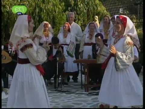 tilos island-traditional dance and costumes