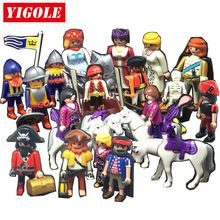 US $14.10 Playmobil Princess Castle Knights Pirate Action Figures Toy Set Models Kids Toys Gift. Aliexpress product