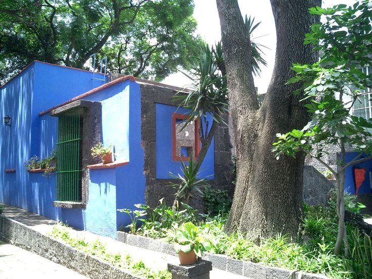 Mexico-Frida/Diego home