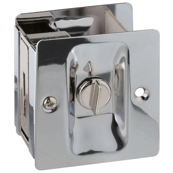 National Hardware V1951 Pocket Door Latch