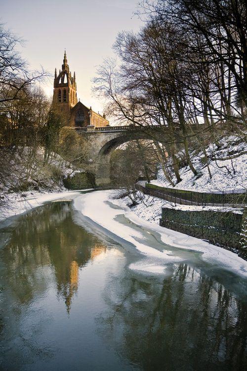 Glasgow, Scotland    #travel #places