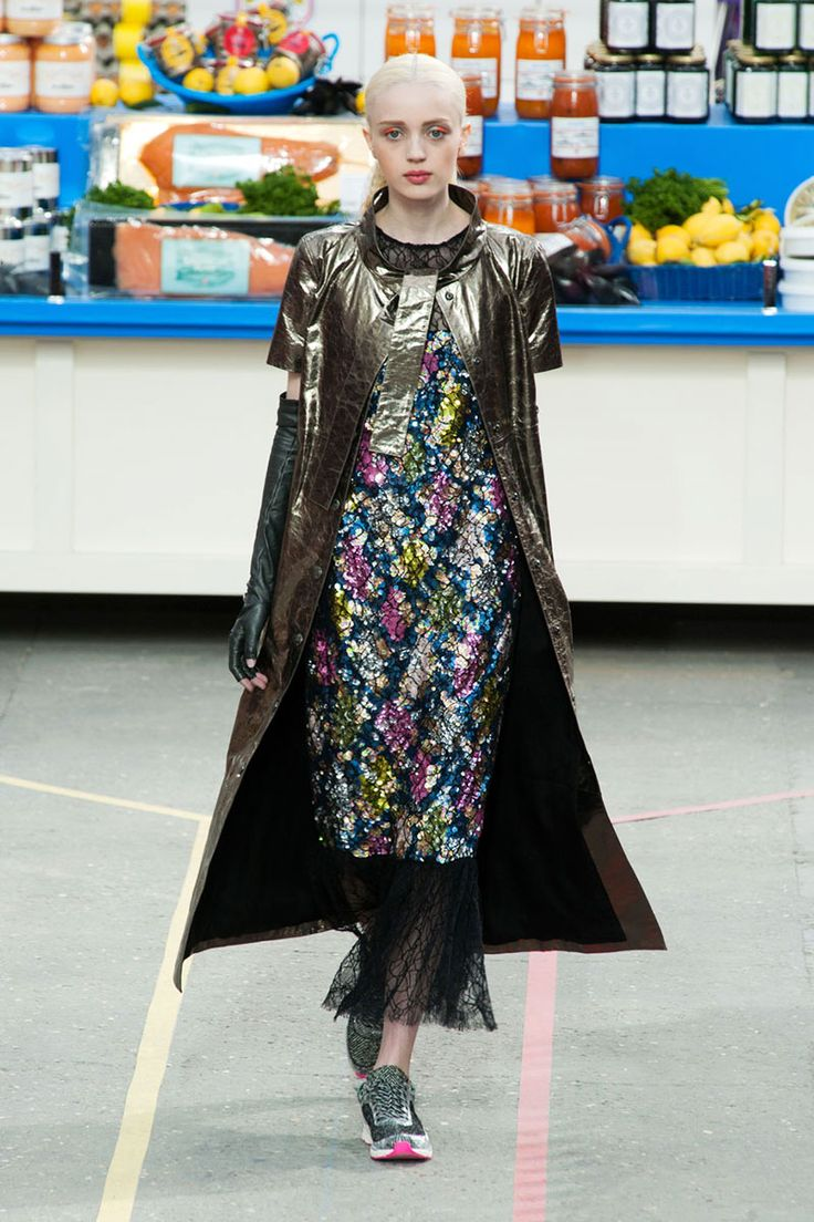Romance Languages, Chanel, Fall 2014