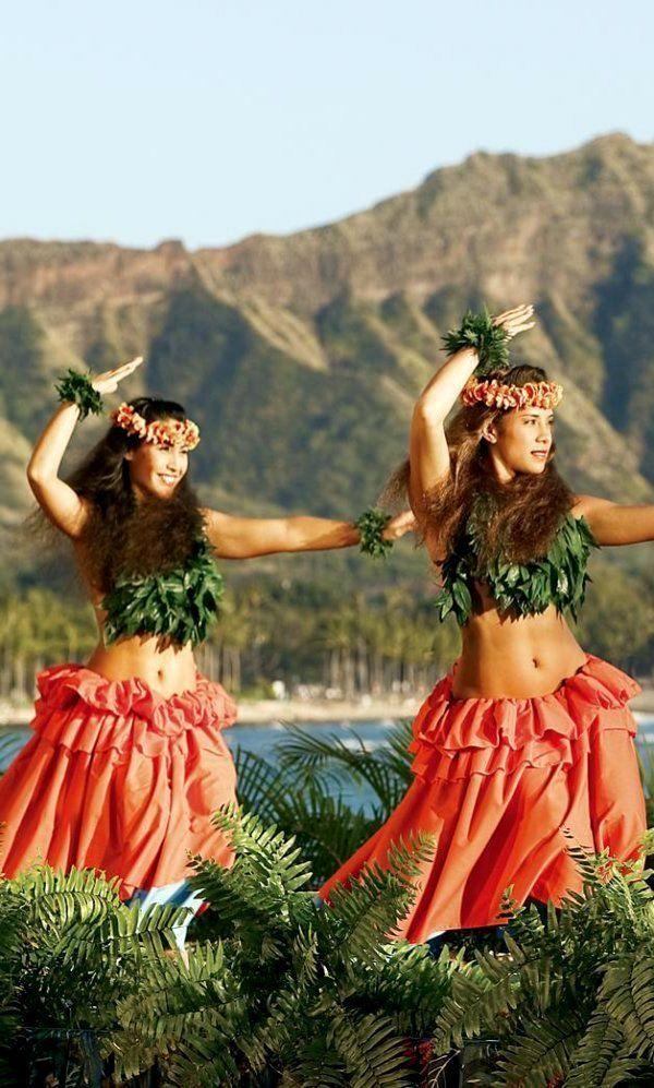 danseuse hawai