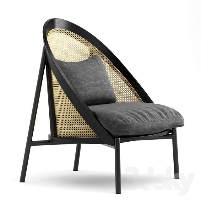 Sofa Modeling In 3ds Max Free Download  3d models arm chair loa e gebruder thonet vienna lounge