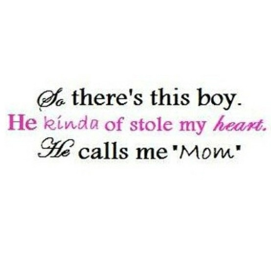 Mom of boys ... raise your hands!     This boy by Martalynn