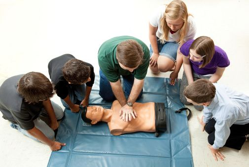 Advocate Health Care offers a wide range of CPR classes. Sign up at www.advocatehealth.com/events