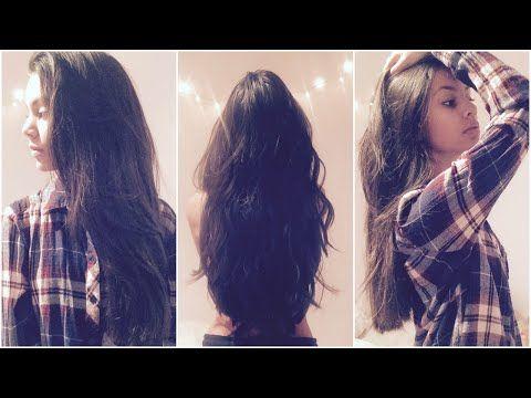 Så får du ditt hår att växa - YouTube
