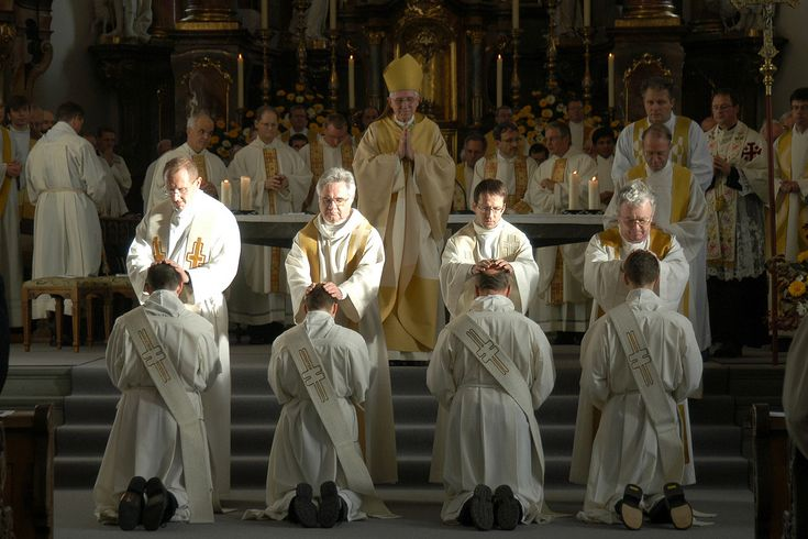 The Sacrament of Holy Orders: A Sacred Calling