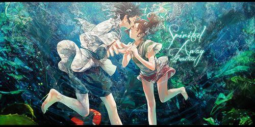 Chihiro szellemországban